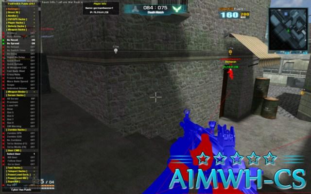 Aim для WarRock