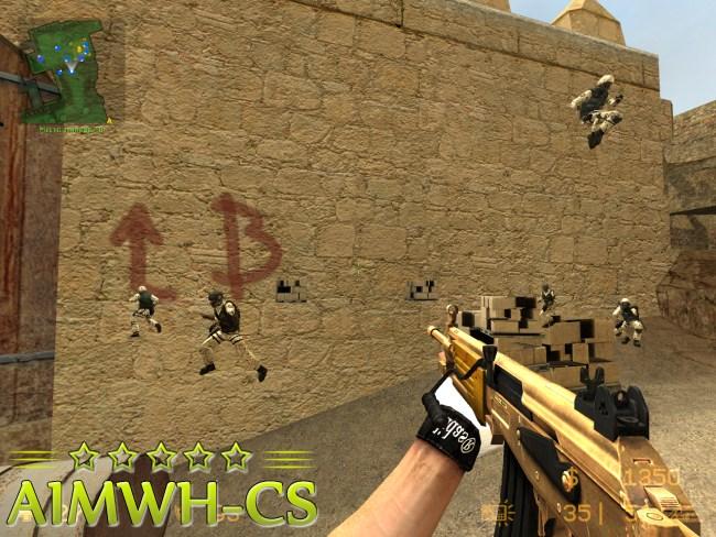 WallHack для CSS v34