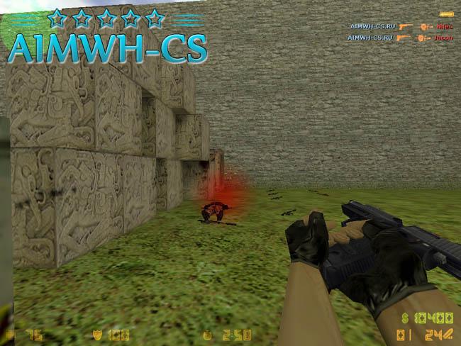 CFG CS 1.6 для стрельбы в голову