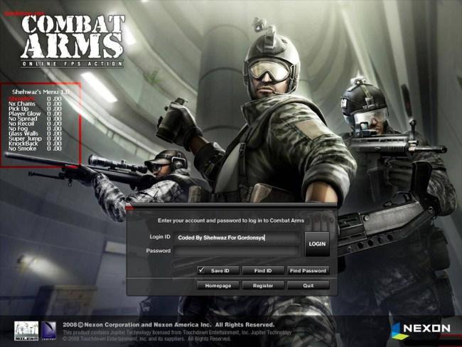 WH для Combat Arms