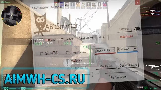 A Bit Smarter Multihack 4.0 CS GO