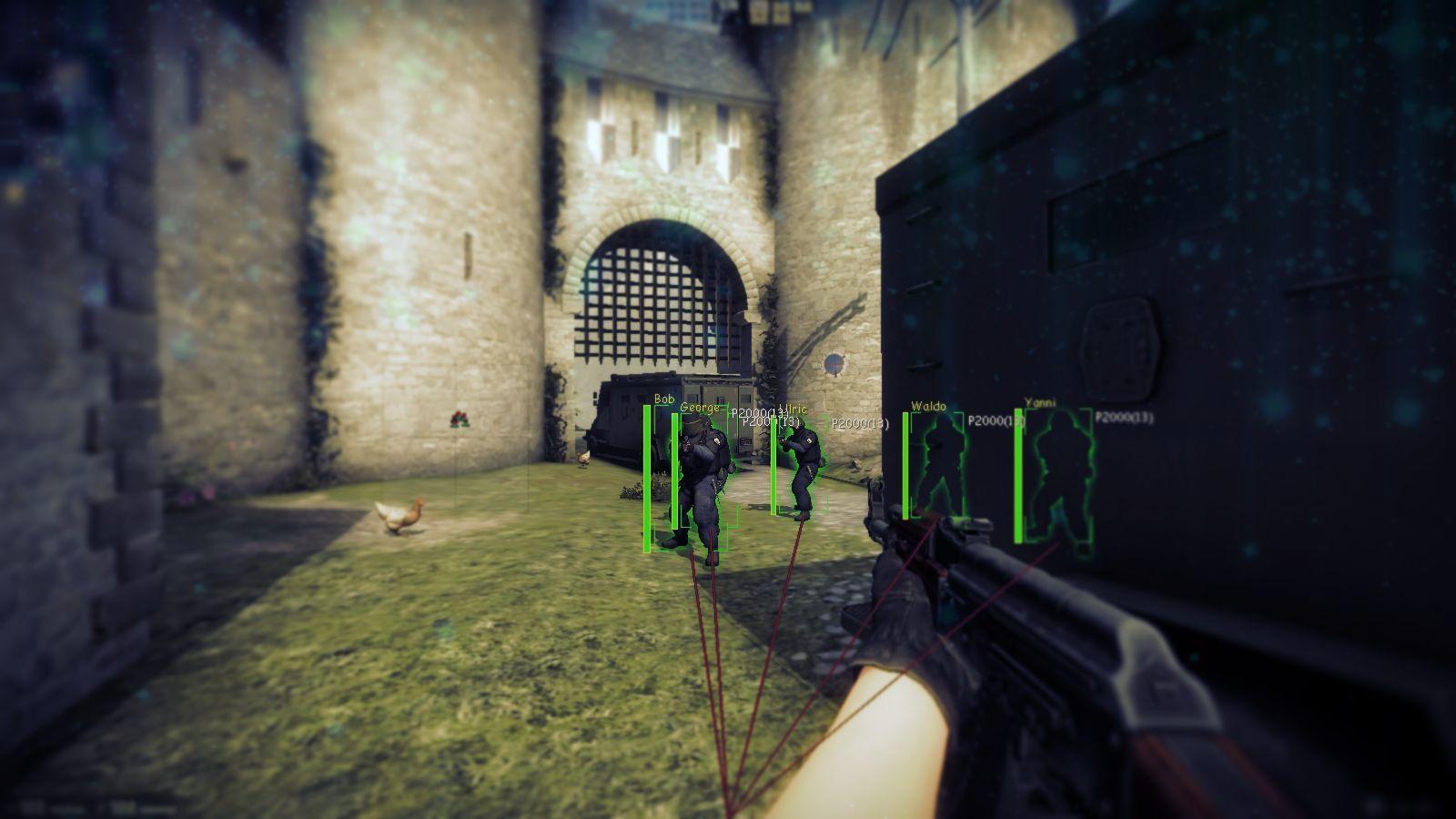 Rektkit Multihack CS GO